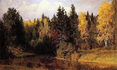 Vasily Polenov's Oil Paintings