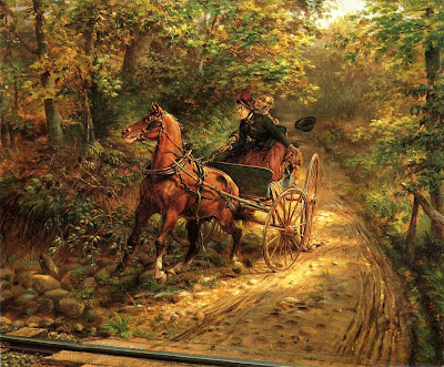Edward Lamson Henry's Genre Painting