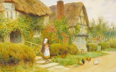 Arthur Claude Strachan's Paintings