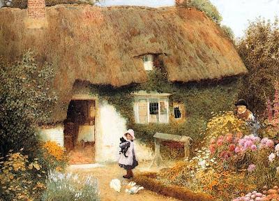 Arthur Claude Strachan's Painting