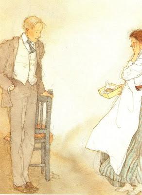 Lisbeth Zwerger's Illustrations