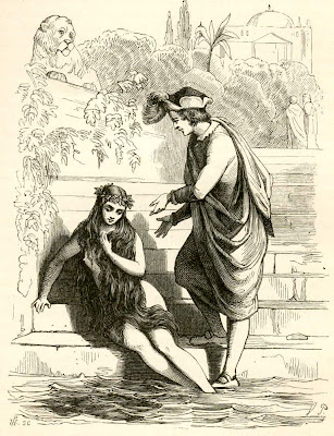 Vilhelm Pedersen Illustrations, Andersen Fairy Tales