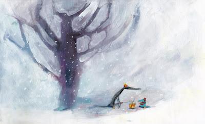 Olivier Tallec. Illustration
