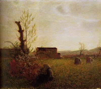 Giuseppe Pellizza da Volpedo's Oil Paintings