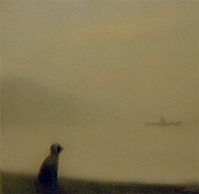Paintings by Serbian artist Zdravko Mandic