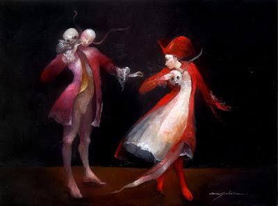 Anne Bachelier's Artwork. Remove the Masks