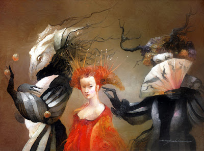 Anne Bachelier's Paintings