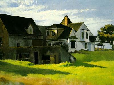 Edward Hopper's Oil Paintings