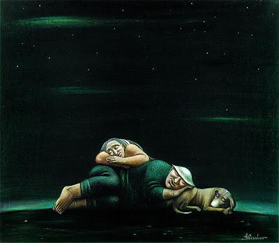 Art of Yuri Abisalov, Russian Painter
