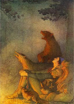 Illustrations by Elenore Abbott