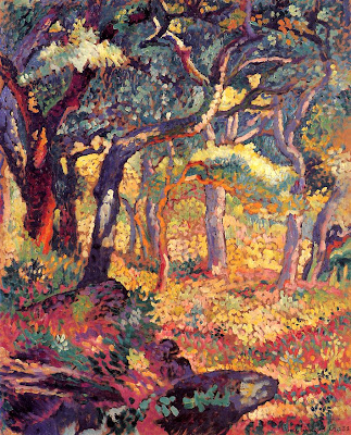 Henri Edmond Cross' Oil Paintings