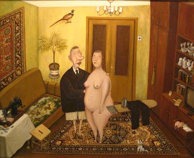Oil Paintings by Valentin Gubarev