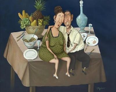 Oil Painting by Belarusian Artist Valentin Gubarev