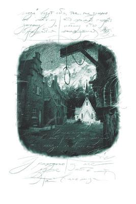Vladyslav Yerko's Illustration for Paulo Coelho's books
