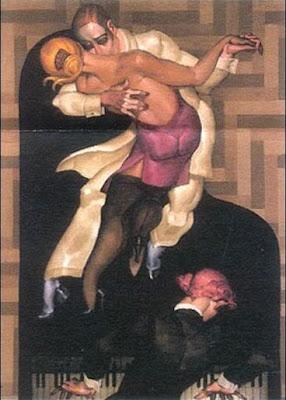 Juarez Machado. Dance on Black Piano