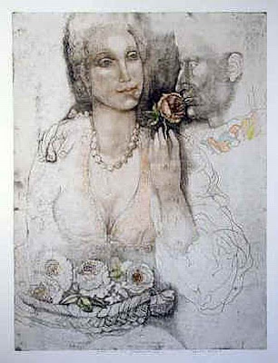 Jiri Anderle. Czech Graphic Artist