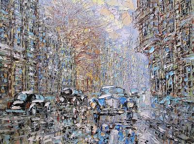 Dmitry Kustanovich, Russian Artist.