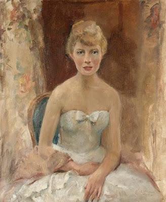 Walter Ernest Webster. Ballerina