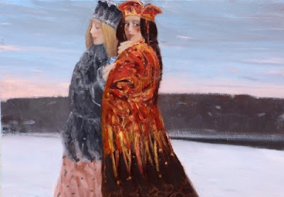 Painting by Belarusian artists