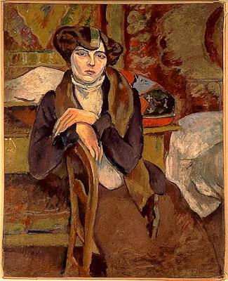 Jules Pascin. Melancolique, 1909