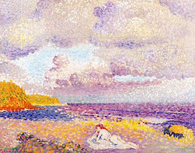 Before the Storm, 1908 by Henri Edmond Cross