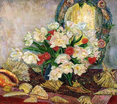 Leon De Smet. Flowers and Shells