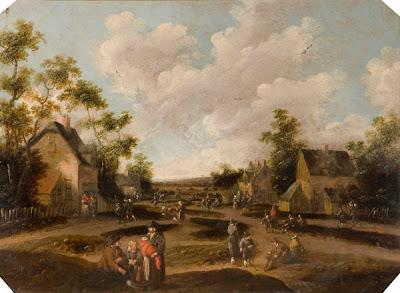 Cornelius Droochsloot,  Dutch Painter