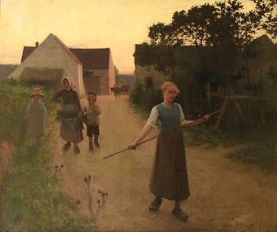 French Painter Etienne Azambre