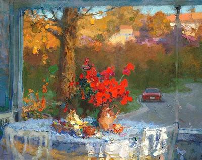 Zhang Jing Sheng's Paintings