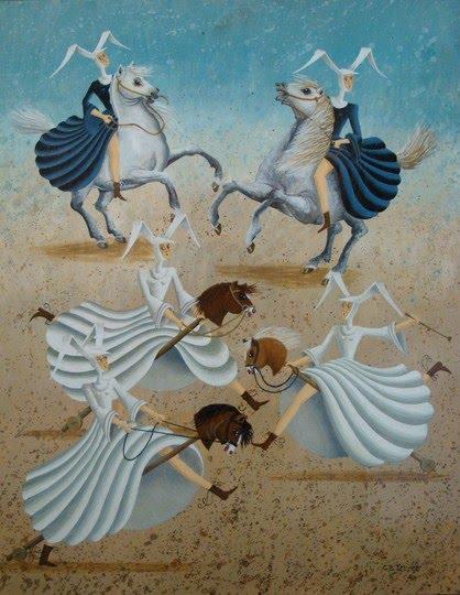 Carole Perret Art NaiveCarole Perret Art Naive