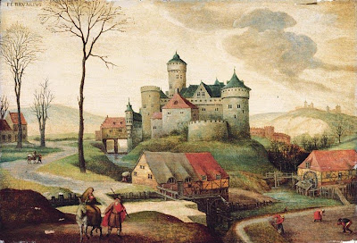 Abel Grimmer. The Month of February