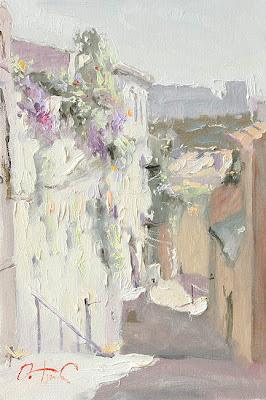 Russian Artist Oleg Trofimov