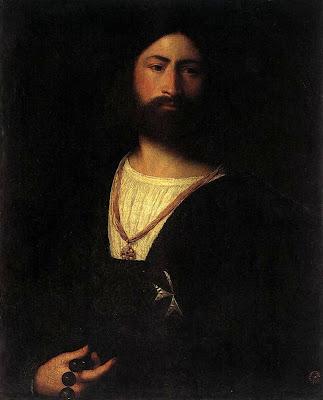 Titian. A Knight of Malta