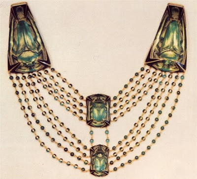 Lalique Jewelry, Art Nouveau Artists