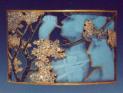Art Nouveau Designer Rene Lalique Jewelry
