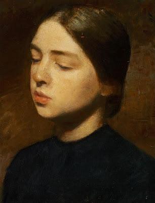 interiors painting,Modern art,oil painting,Symbolism in art,Women in art,Vilhelm Hammershoi,Danish artists