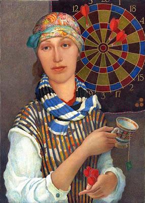Paintings by Russian Artist Tatiana Zhemchuzhnikova