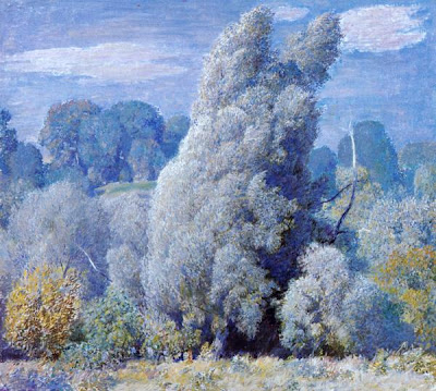 Impressionist Paintings by Daniel Garber American Artist