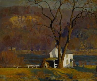 Landscapes by Daniel Garber American Artist