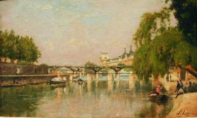 Stanislas Lépine (1835-1892) the Pre-Impressionist French Painter