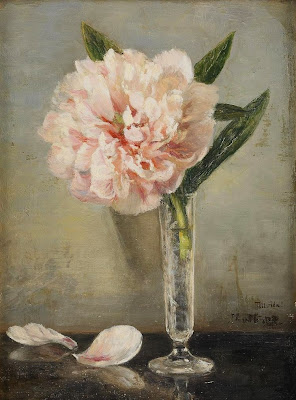 Still Life Paintings by Swedish Artist Anna Munthe-Norstedt