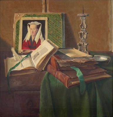Oil Painting by Italian Artist Alfredo Serri