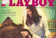 CAPA POLÊMICA DA REVISTA PLAYBOY