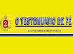 O TESTEMUNHO DE FÉ