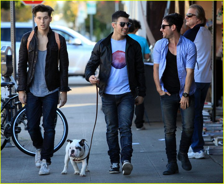 Joe Jonas Definitely Gay - The Jonas Brothers Discuss Gay