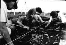 Excavaciones arqueológicas en el Cantón Tapalque Viejo