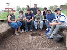 """EXCAVACIONES EN EL SITIO URBANO DE AZUL """"LAS FLORES O580"""""""