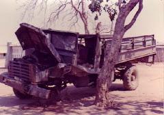 Efeitos de mina anti-carro