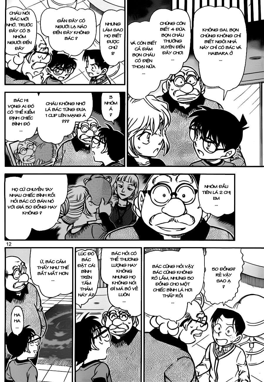 Detective Conan - Thám Tử Lừng Danh Conan chap 776 page 13 - IZTruyenTranh.com