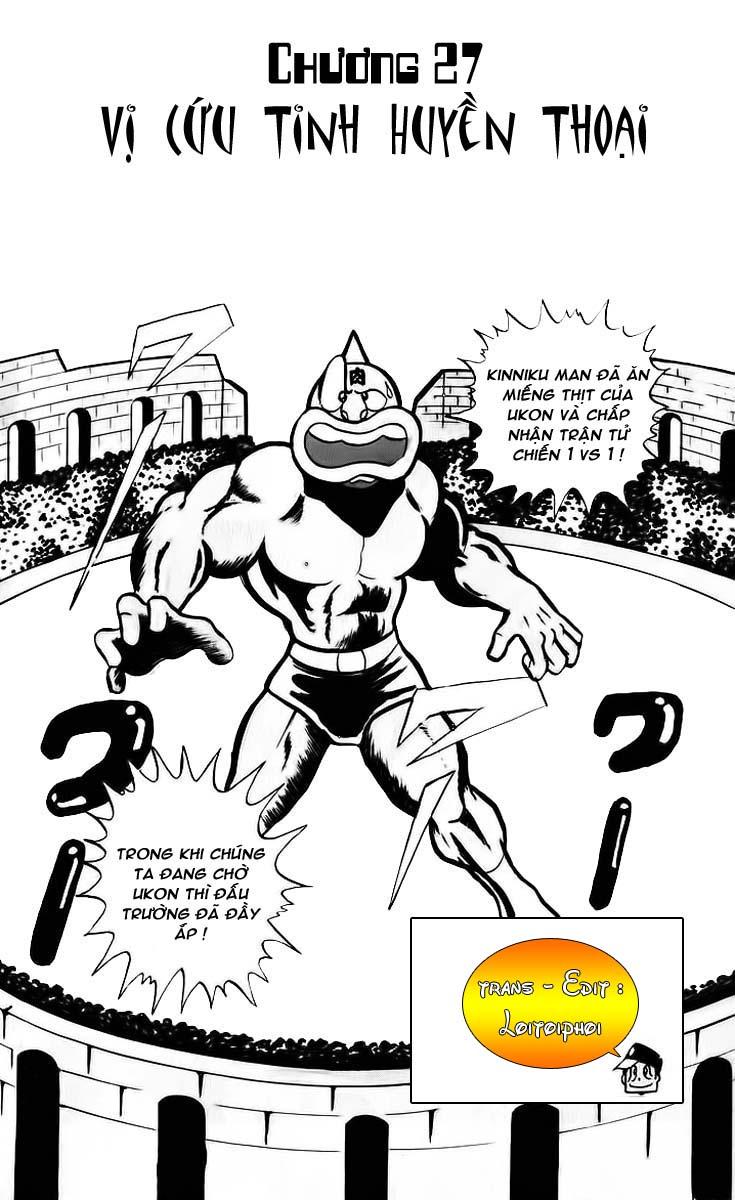 Kinniku Man Chap 27 - Next Chap 28